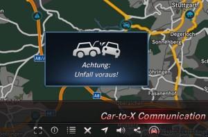 Car-to-X-Kommunikation – Zukunftstechnologie von Daimler-Benz für das Auto