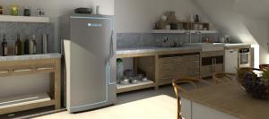 Revolution für das Smart Home – Coolar-Kühlschrank lässt sich ohne Strom betreiben