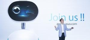 Intelligenter Roboter für den Haushalt: Asus präsentiert kleinen Alleskönner Zenbo auf Computex